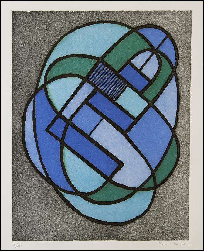 Mario Radice - Progressione G - 1974