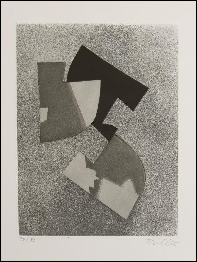 Hans Richter - Faits divers, faits éternels - 1974