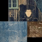 GERTSCH/GAUGUIN/MUNCH                                Cut in Wood a Lugano