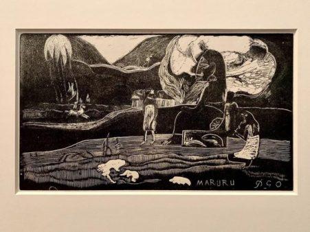 Paul Gauguin - Maruru - Offerta di ringraziamento - 1893-44