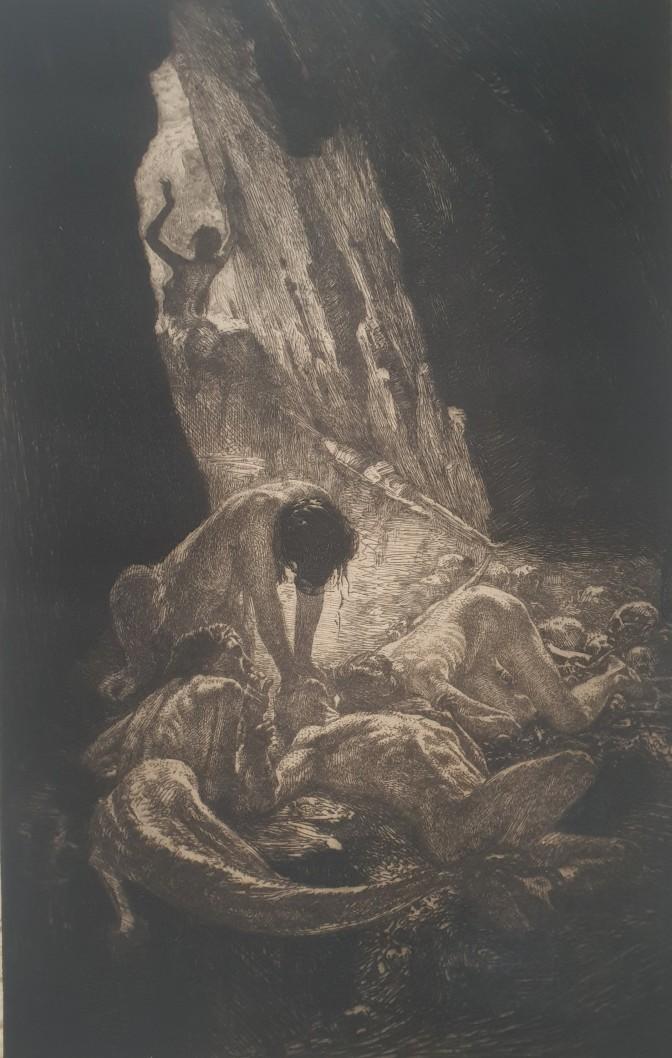 Marcel Roux - Guet-apens - 1909