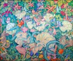 4-Sir_Frank_Brangwyn-British_Empire_Panels-Siam-tempera-365.7x396-1927-1930-Glynn_Vivian_Art_Gallery-Swansea