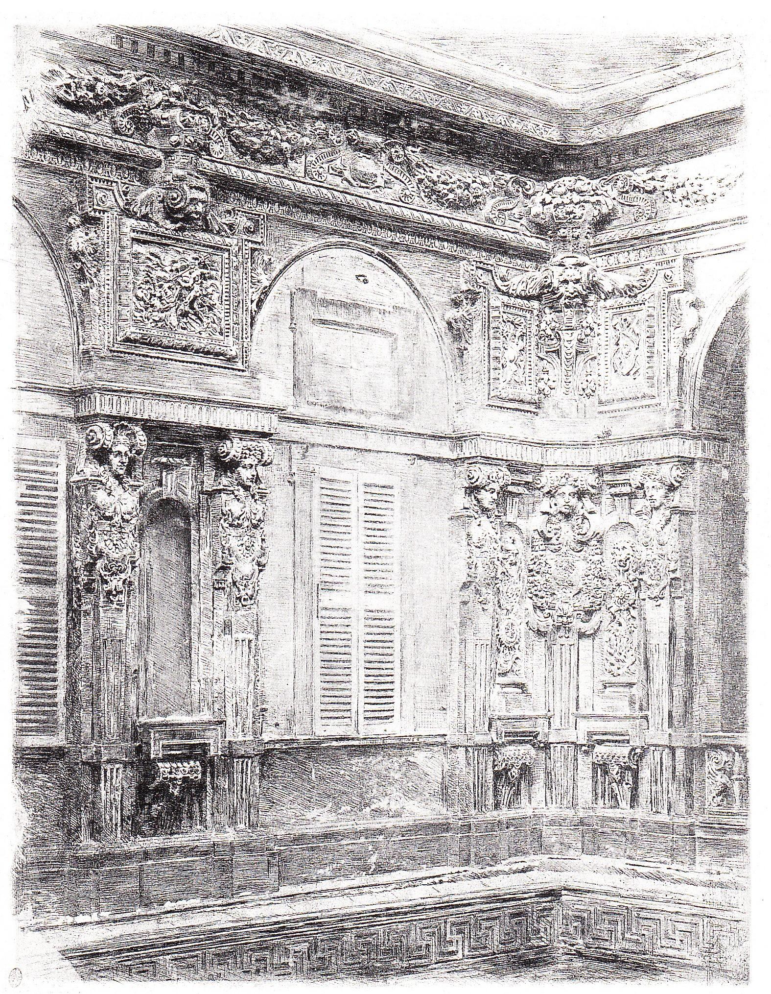 Il Cortile di Palazzo Marino (2)